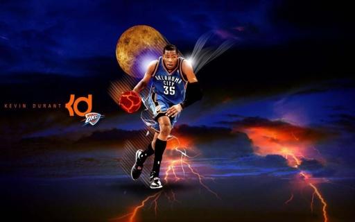 NBA全明星锁屏截图9