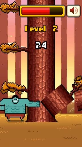 疯狂伐木工截图1