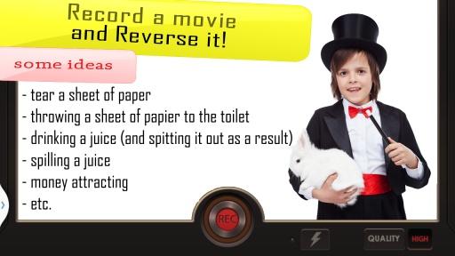 反向录影Reverse截图2