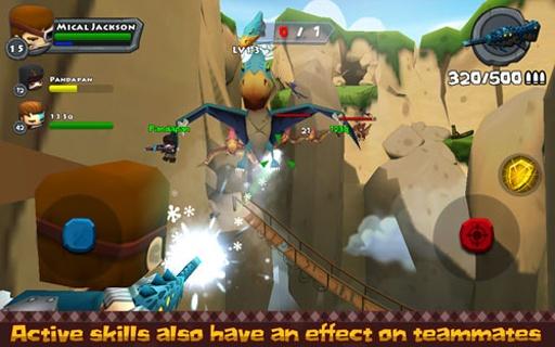 迷你英雄:恐龙猎人截图2