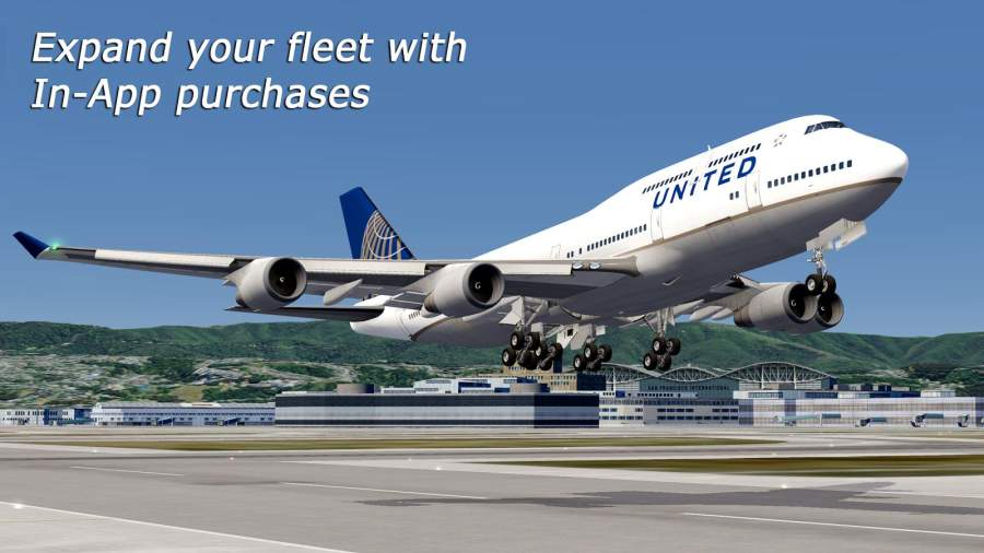 模拟航空飞行2截图1
