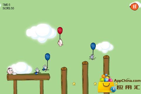 【免費動作App】气球猫-APP點子