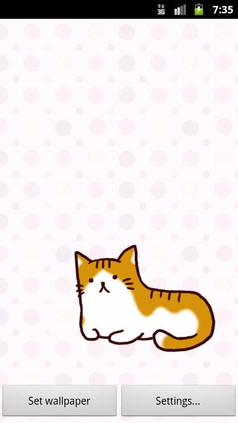 猫咪的生活截图0