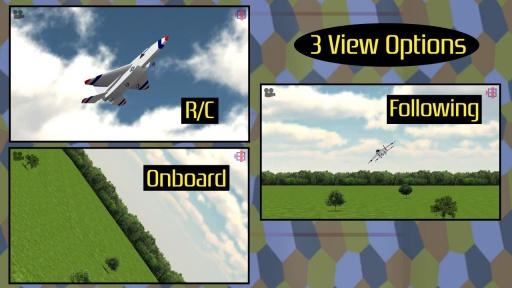 模拟遥控飞机截图1