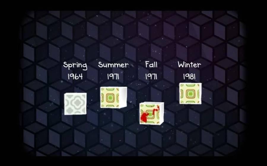 方块逃脱:四季截图3