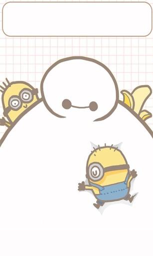 哆啦A梦与大白截图3