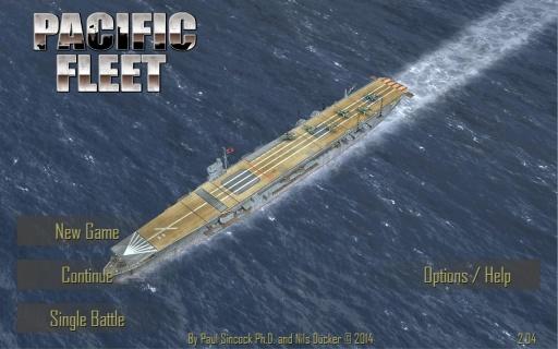太平洋舰队截图0