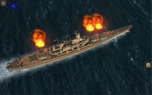 太平洋舰队截图2