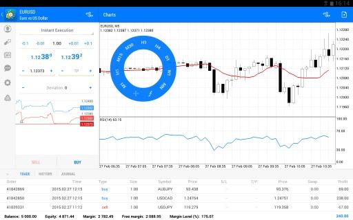 外汇交易平台截图1
