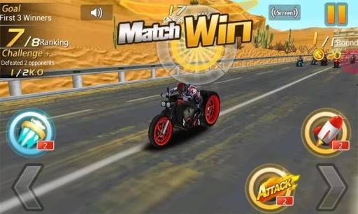 摩托赛车英雄截图3