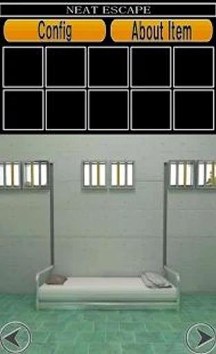 逃生游戏:越狱