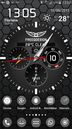 手表表盘动态桌面截图1