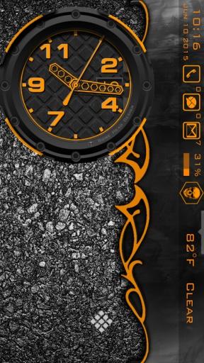 手表表盘动态桌面截图2