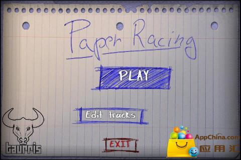 纸上F1赛车