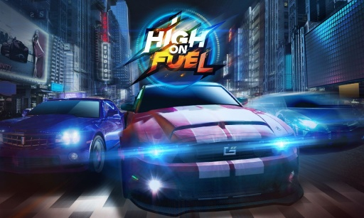 3D赛车:燃烧