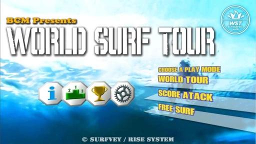 世界冲浪之旅截图1