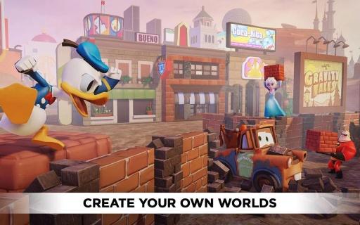 迪士尼无限:玩具盒2.0截图1