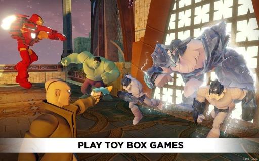 迪士尼无限:玩具盒2.0截图2