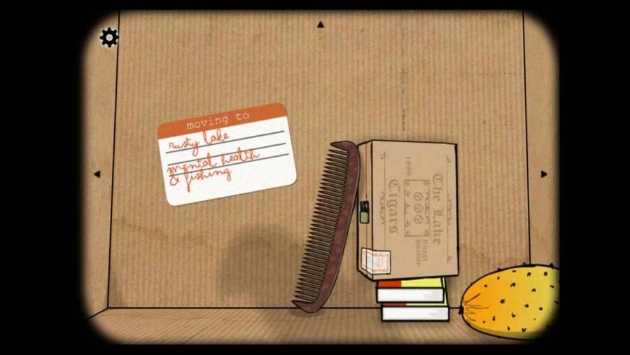 立方逃脱:哈维的盒子截图0