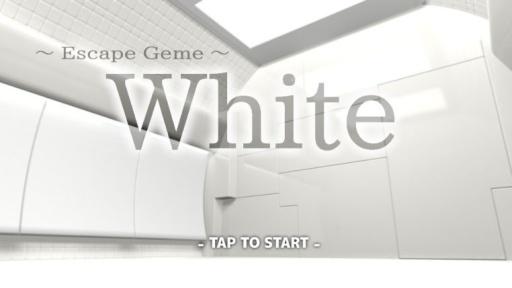 白色房间截图0