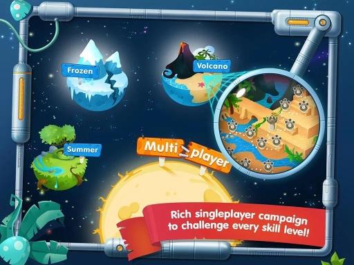 蘑菇战争:太空截图1