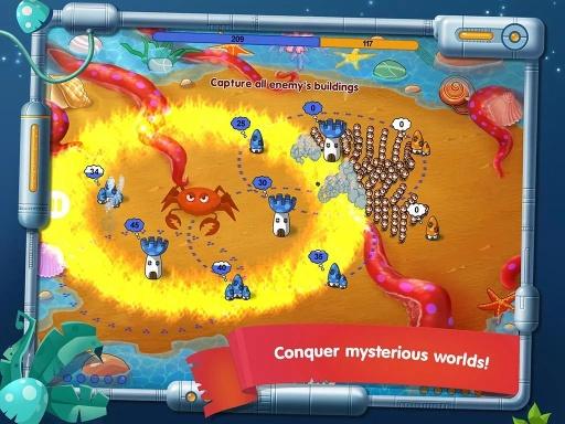 蘑菇战争:太空截图4