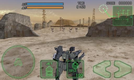 机器人大战:Destroy截图2