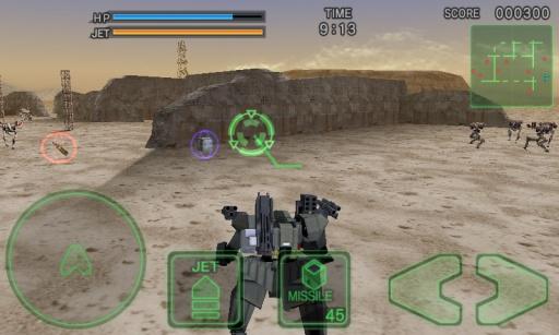 机器人大战:Destroy截图3