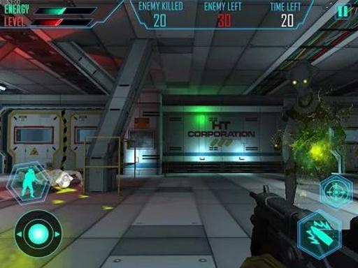 外星人太空射击游戏3D截图3
