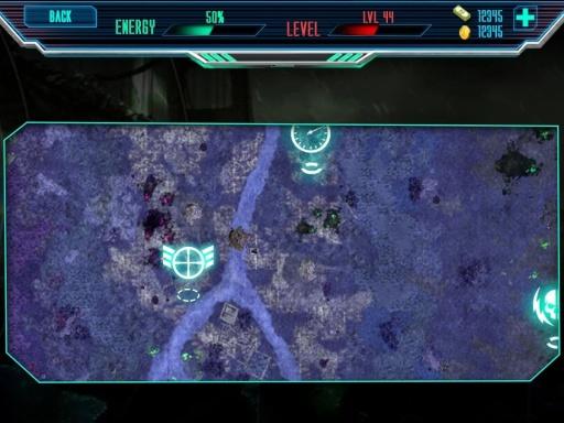 外星人太空射击游戏3D截图4