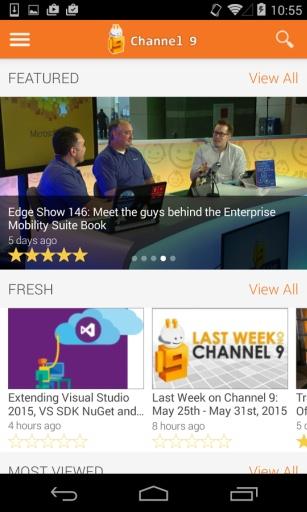 微软第9频道