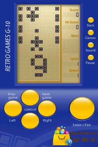 玩免費益智APP|下載怀旧游戏10合1 app不用錢|硬是要APP
