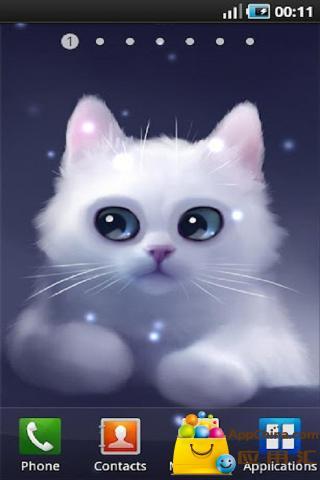 可爱猫咪动态壁纸v1.3.0