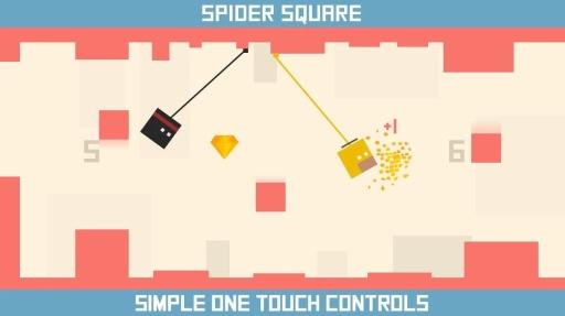 蜘蛛方块截图0