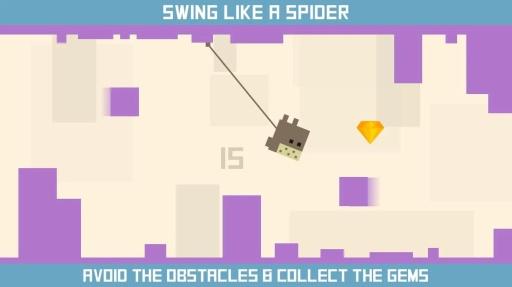 蜘蛛方块截图1