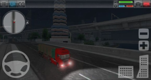 卡车模拟器:城市截图1
