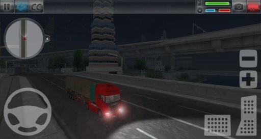 卡车模拟器:城市截图3
