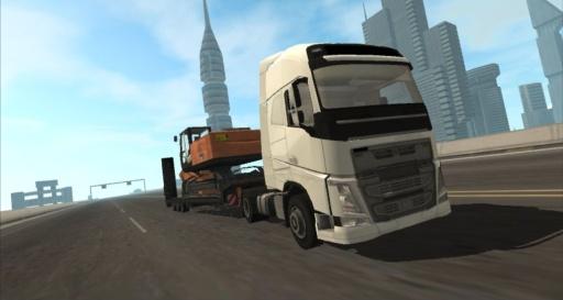 卡车模拟器:城市截图4
