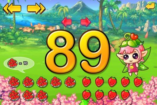 宝宝学数学-免费版儿童加法益智教育游戏截图2