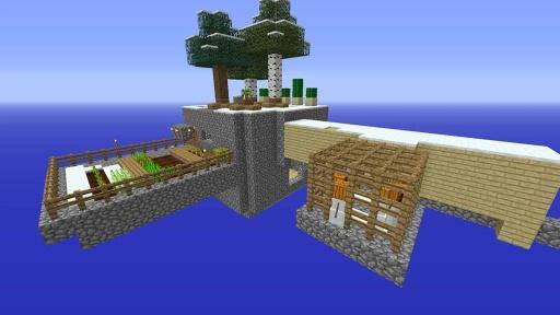浮空岛生存截图2