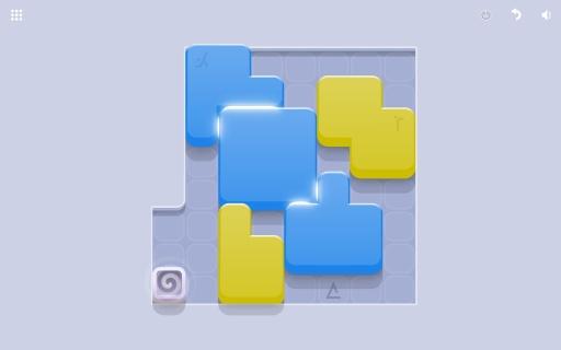 蓝色拼图2截图3