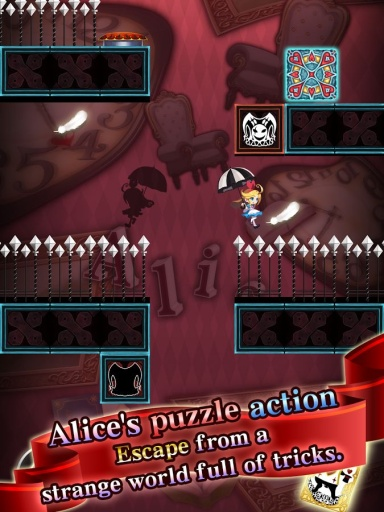 爱丽丝的翻转世界截图3