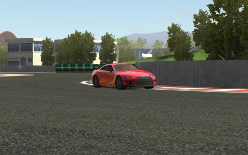 真实赛车游戏截图1