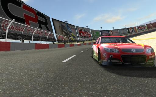 真实赛车游戏截图2