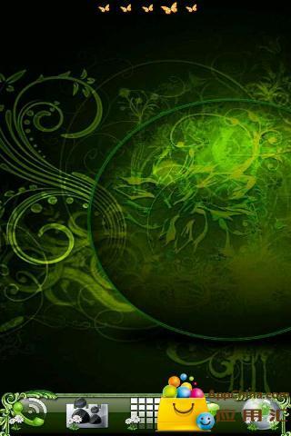 GO主题—绿色气息