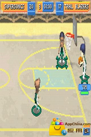 后院运动-篮球2007