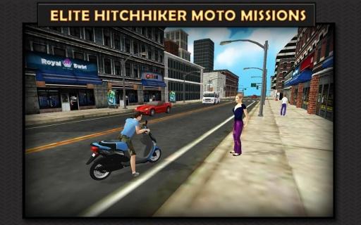 摩托骑手截图2