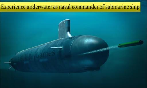 海军潜艇舰队截图1