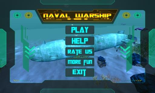海军潜艇舰队截图4