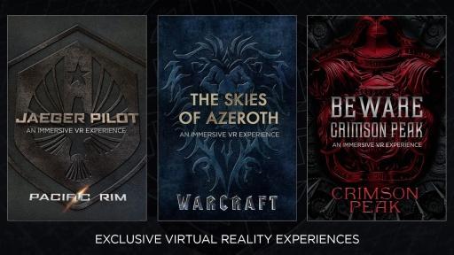 传奇电影虚拟现实截图3